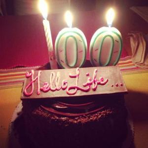hello life 100