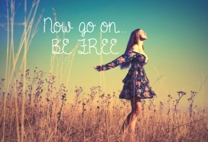 go on be free