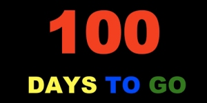 100 days to go